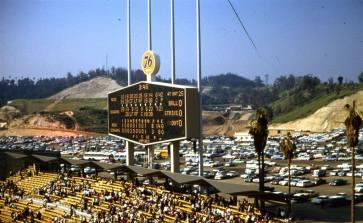 Ol Dodger Stadium 76