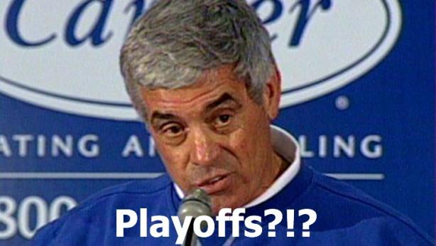 dodgers in playoffs?