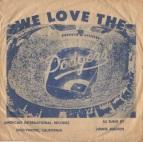 Jimmie Maddin Dodgers